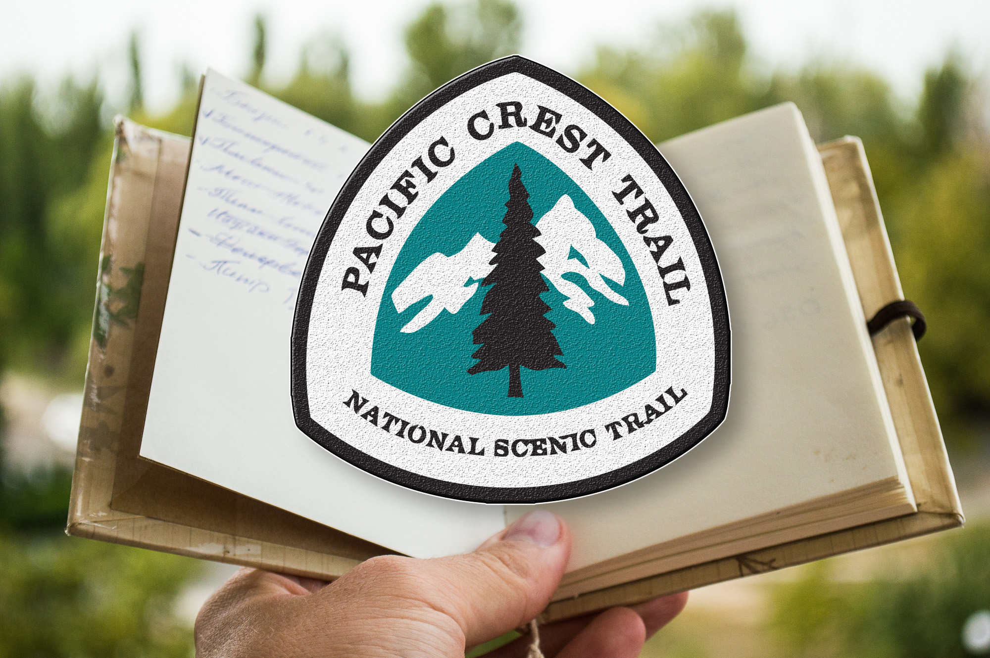Список бажань<br> 1 - Пройти Pacific Crest Trail
